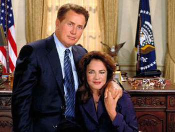 Jed Bartlet on The West Wing