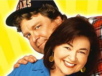 Dan and Roseanne Conner on Roseanne