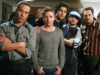 The Entourage on Entourage