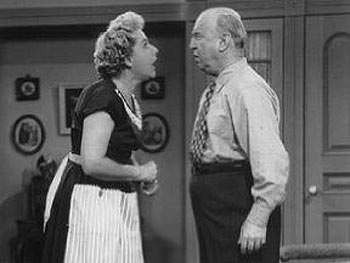 Ethel Mertz on I Love Lucy