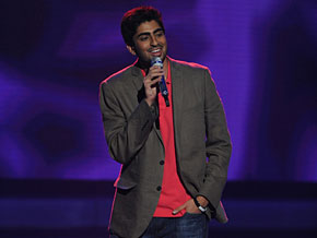 American Idol's Anoop Desai