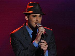 American Idol's Matt Giraud
