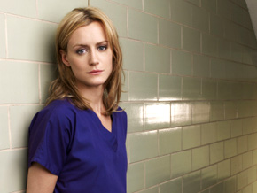 Taylor Schilling in NBC's Mercy