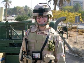 Capt. Rebecca Christensen