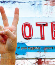 Register to vote.