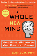 'A Whole New Mind' by Daniel Pink