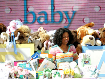 Image result for oprah baby shower