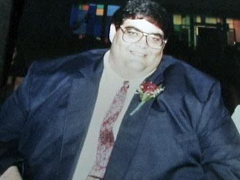 Peter Loiselle before