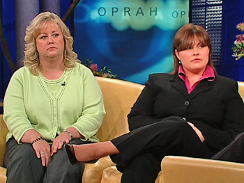 christine & michelle