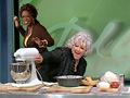 Paula Deen and Oprah