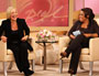 Dr. Christiane Northrup and Oprah