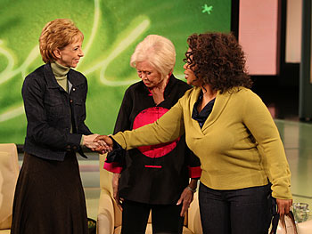 Martha Beck, Louise Hay and Oprah