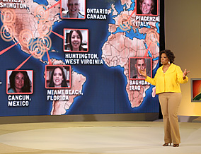 Oprah discusses 'A New Earth'