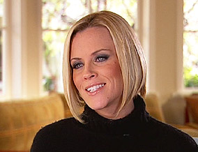 Jenny McCarthy talks about 'A New Earth'