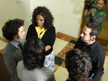 Oprah and the Jonas Brothers