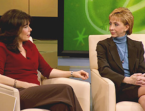 Martha Beck and Cheryl Richardson