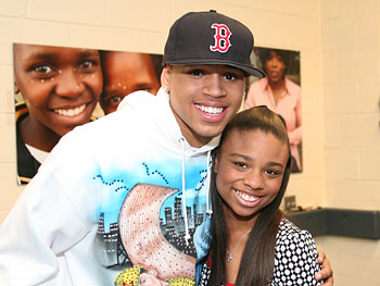 Chris Brown and the other Oprah Winfrey