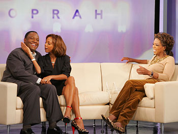 The Peetes and Oprah