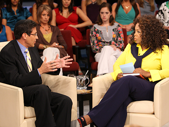 M. Gary Neuman and Oprah