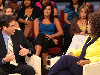 M. Gary Neuman and Oprah