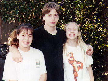 Michael Crowe was wrongfully accused of murdering his sister.