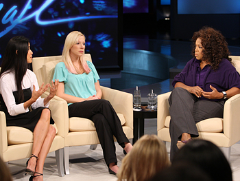 Lisa Ling, Merry and Oprah