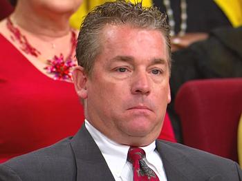 Gary, Brenda's husband