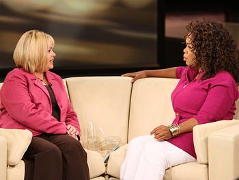 Brenda and Oprah