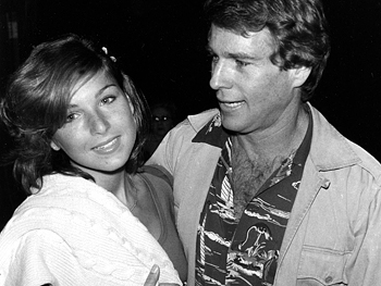 Tatum O'Neal and Ryan O'Neal