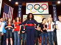 The U.S. Olympians