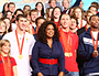Behind the Scenes: Oprah's Olympic Games Celebration