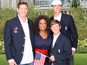U.S. men's rowing team