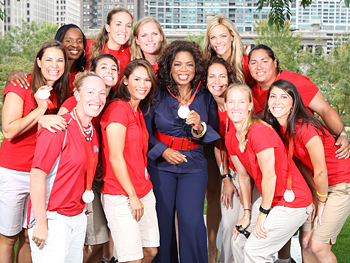 U.S. women's softball team