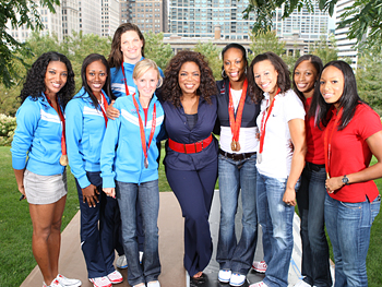U.S. women's track and field