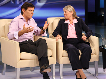 Dr. Oz explains what happens during a stroke.