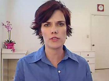 Sarah, a nurse