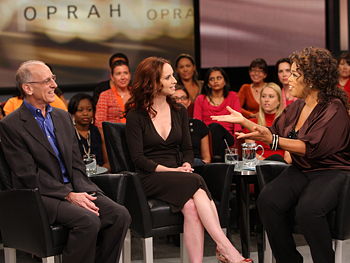 Randy, Faith and Oprah