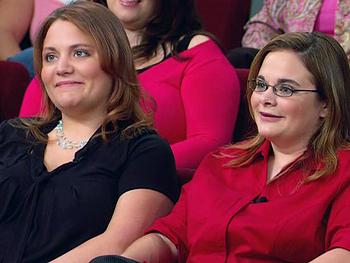 Jeni and Kara