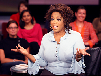 Oprah shares her pet peeves.