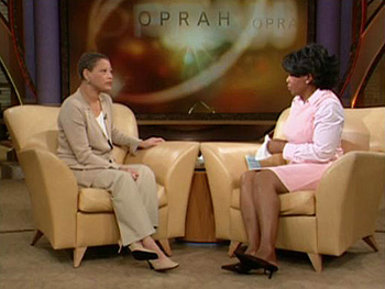 Charnette and Oprah