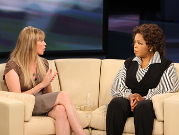 Camille and Oprah