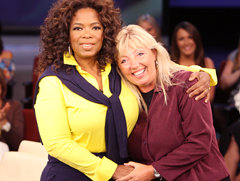 Oprah and Debra