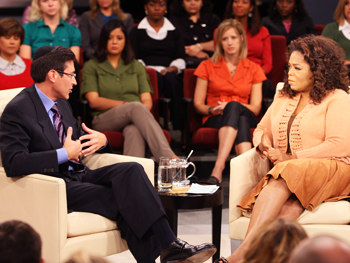 Gary Neuman and Oprah