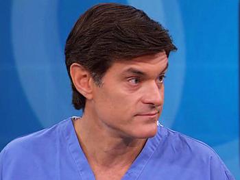 Dr. Oz discusses erectile dysfunction.