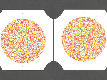 Are you color-blind?