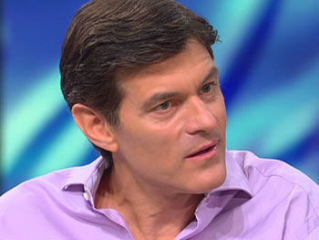 Dr. Oz says Jill could help scientists learn how the brain works.