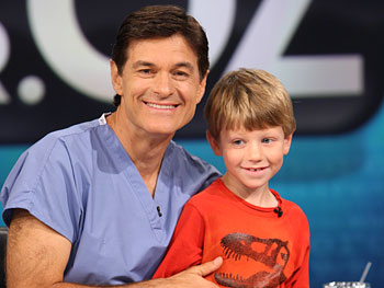 Dr. Oz and James