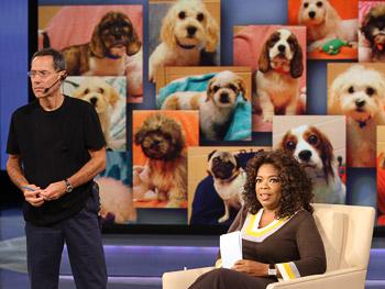 Oprah and Dean