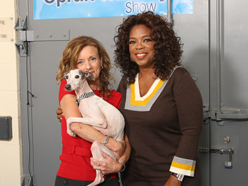 Oprah, Kay and Dominic