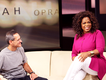 Dean and Oprah